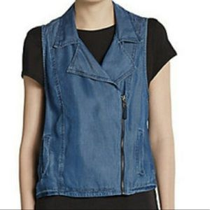 Splendid Jean Vest